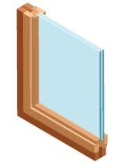 Insulation Basics – Double Glazing