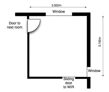 Understanding Plans – Basic Floor Plan