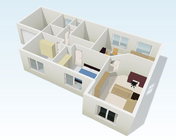 Floorplanner step 8 florey 3d a new house for Floorplanner software