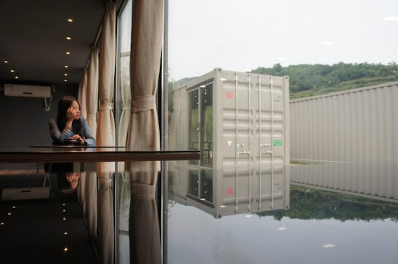 Changzhi-Container-Hotel