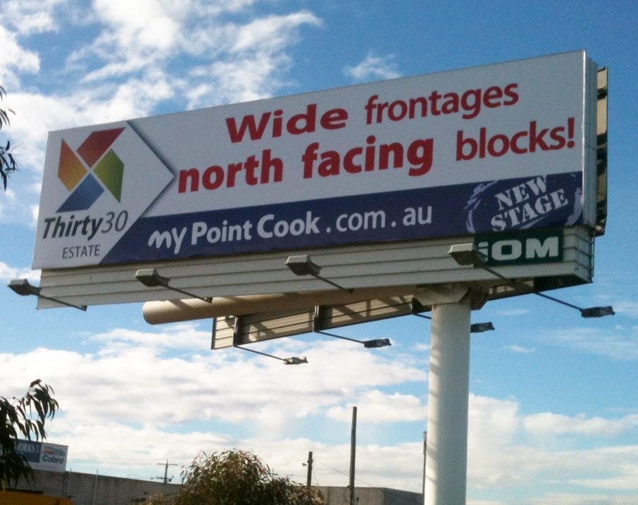 North Facing Blocks