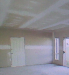 Noise insulation plasterboard options a new house for Insulation options for new homes