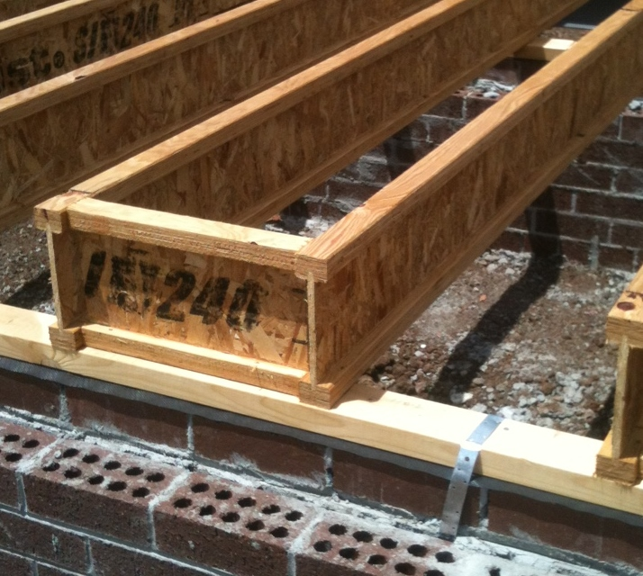 Types Of Floor Joists A New House