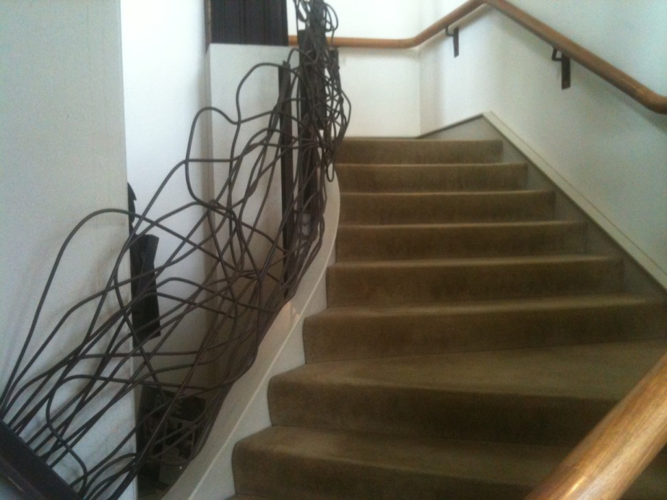 Steel Knitting Balustrade