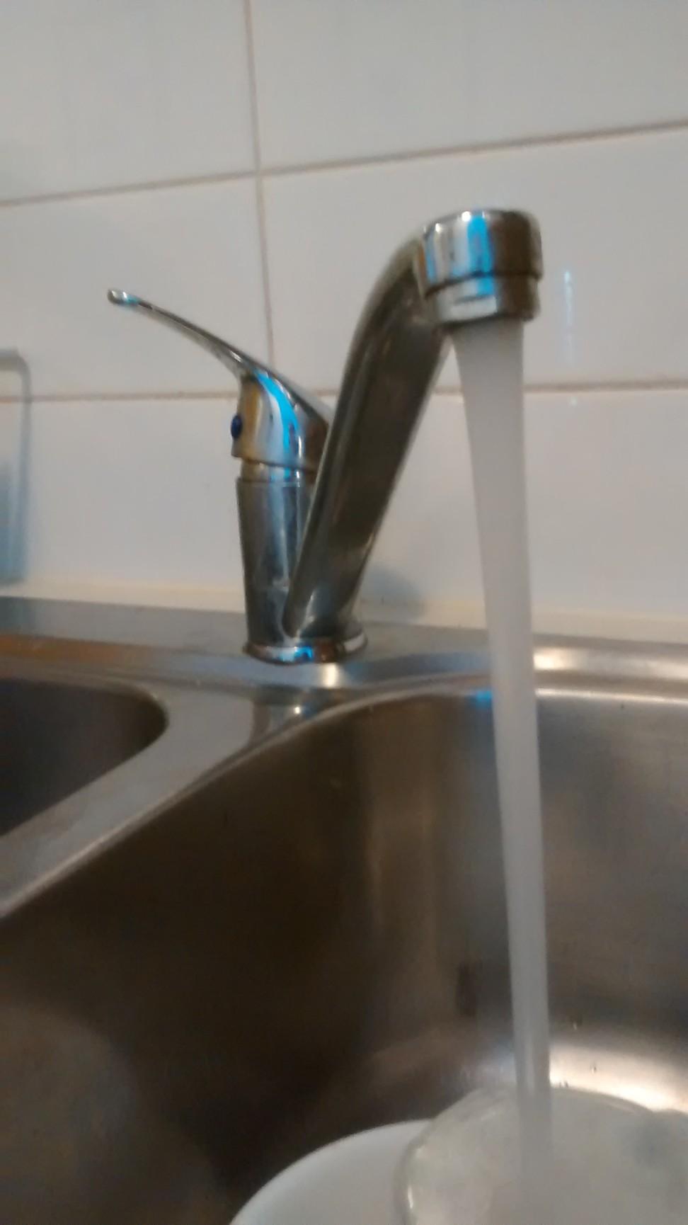 town water tap