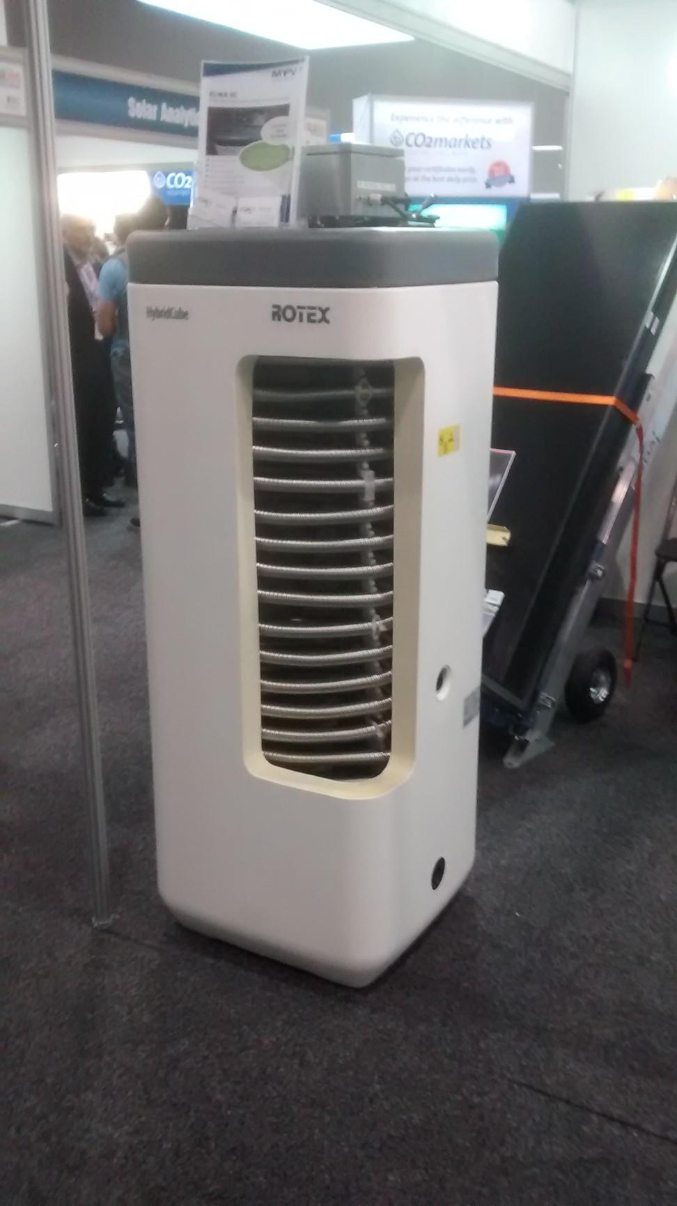 Rotex PV Hot water