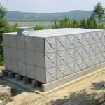 water tank steel